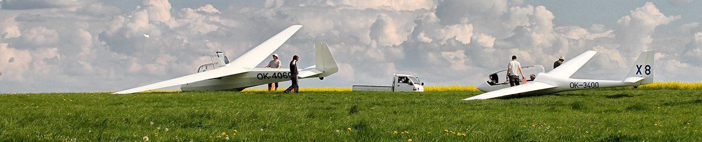 Aeroklub Slaný, letiště Slaný